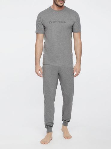 Diesel Pyžamový Set Sivý