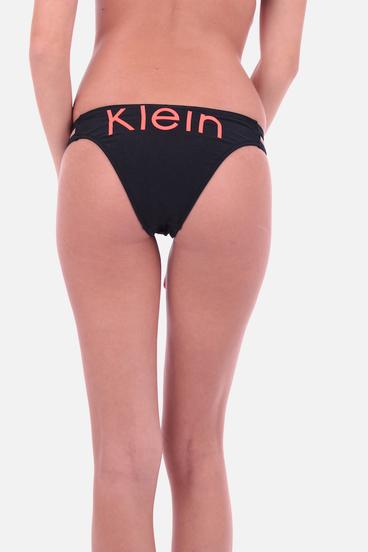 Calvin Klein Cheeky Bikini Plavky Black Spodní Diel