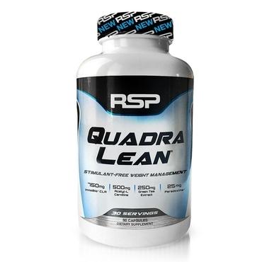 RSP Quadra Lean 2.0 Stimulant Free Weight Loss - 90