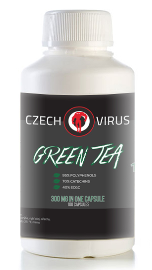 Czech Virus Green Tea