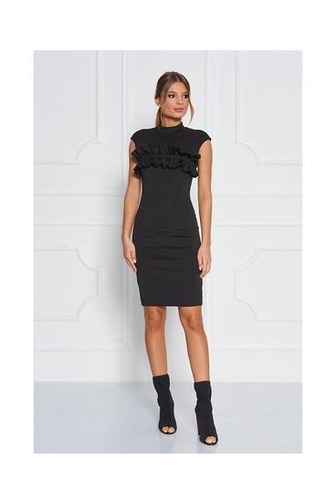 Sugarbird Paola Dress Black