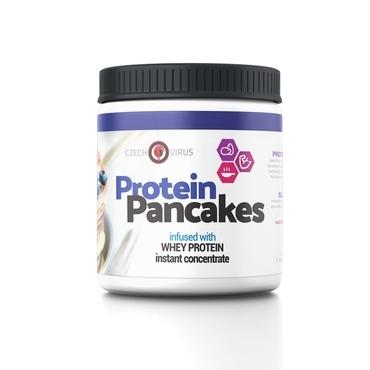 Czech Virus Protein Pancake Neochutené