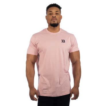 Better Bodies Tričko Essential Tee Light Pink
