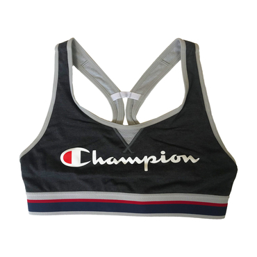 Champion Podprsenka Authentic Sivá