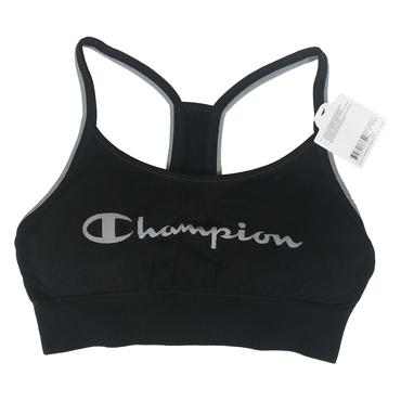 Champion Podprsenka Seamless Čierná