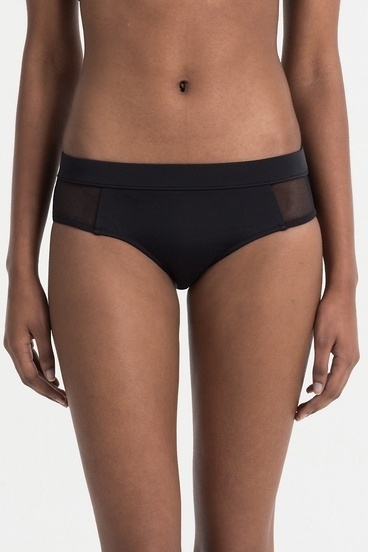 Calvin Klein Plavky Hipster Black Spodni Diel
