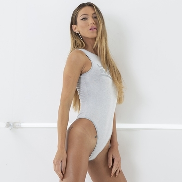 Labella Body Heather Grey