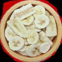 Banánové Plátky Lyofilizovanej 55g