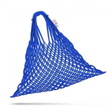 Sieťová Taška Retro Modrá