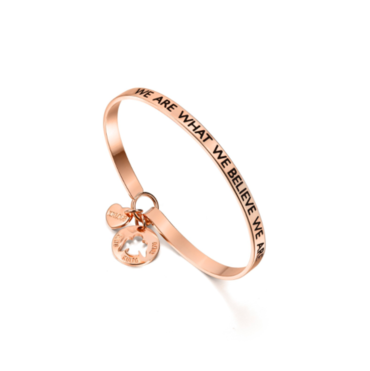 Kulto Náramok Rose Gold Angel