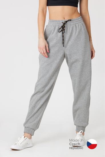 GoldBee Tepláky BeComfy Grey