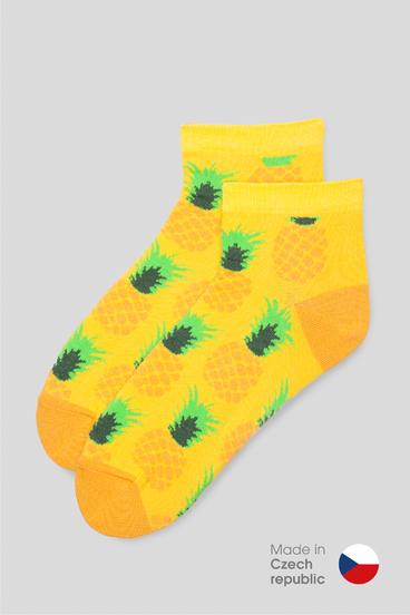 GoldBee BeSox Pineapple