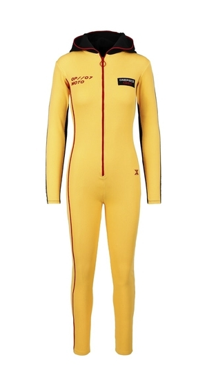 OnePiece Pit Crew Yellow Gold