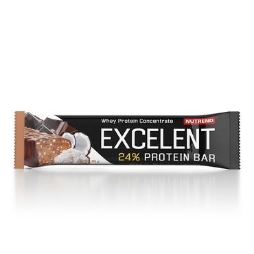 Nutrend Excelent Protein Bar Čokoláda S Kokosom