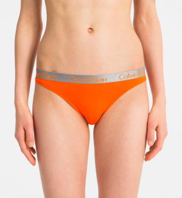 Calvin Klein Tanga Radiant Orange