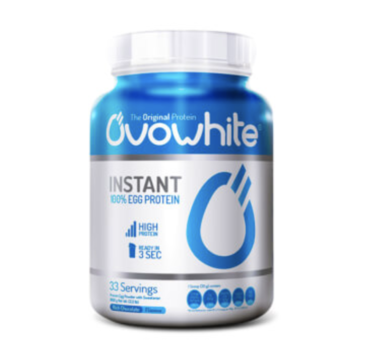 OvoWhite Protein Cookies And Cream 453g