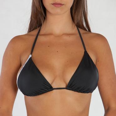 Calvin Klein Plavky NOS Logo Black Vrchný Diel