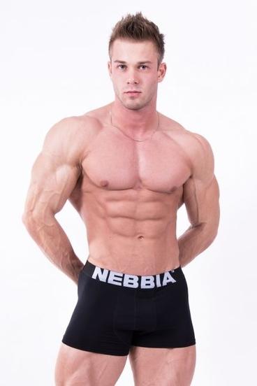 Nebbia Boxerky 101 Čierne