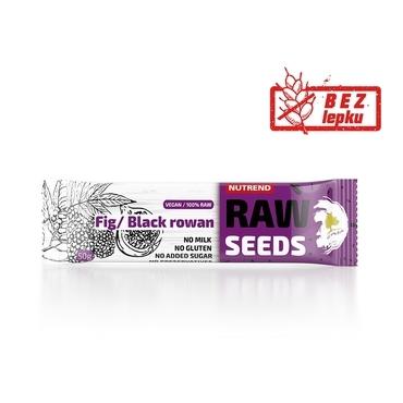 Nutrend Tyčinka Raw Seed Fík &Čierný Žeriav