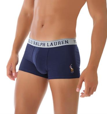 Ralph Lauren Boxerky Modro-Sivé