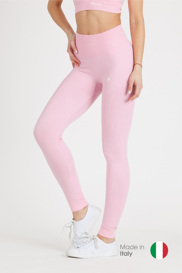 GoldBee Legíny BeSeamless Candy Pink