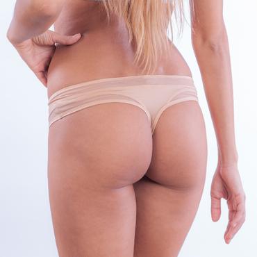 Calvin Klein Tangá Naked Touch Telové