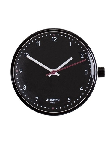 J-Watch Numbers Black - 32mm