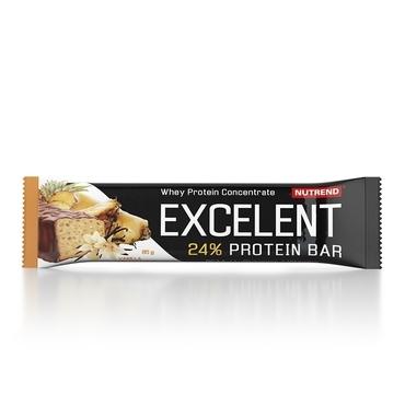 Nutrend Excelent Protein Bar Vanilka S Ananásom 40g