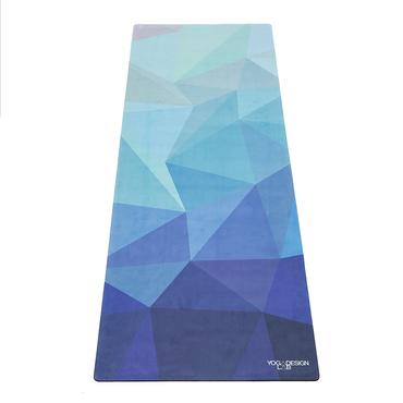 Podložka Na Yogu - Geo Blue 1,5mm