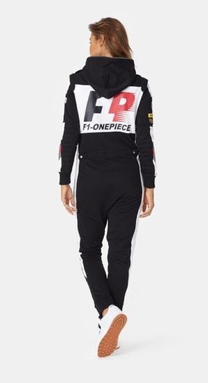 OnePiece Overal Formula Black
