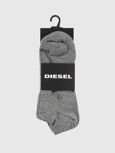 Diesel 3Pack Ponožky Sivé