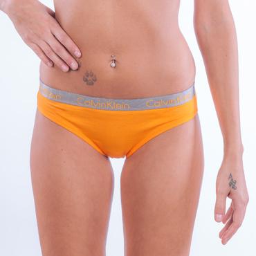 Calvin Klein Nohavičky Radiant Oranžové