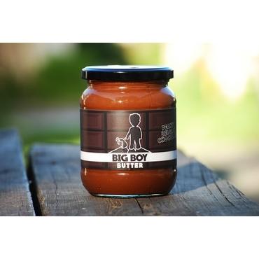 BigBoy Butter Peanut Dark Chocolate 550g