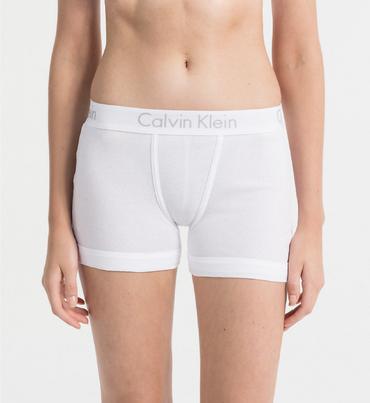Calvin Klein BoyShort Body Biele