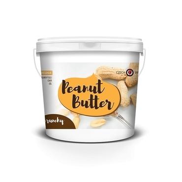 Czech Virus Peanut Butter Chrumkavé