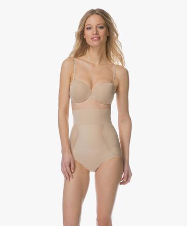 Calvin Klein Nohavičky Tělové Vysoký Pas