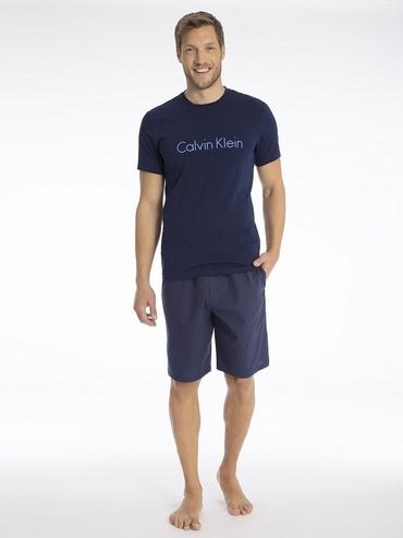 Calvin Klein Pánske Pyžamo Modré