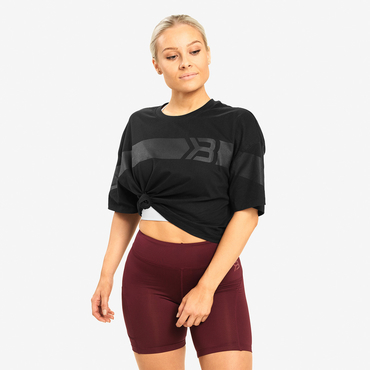 Better Bodies Tričko Christie Tee Black