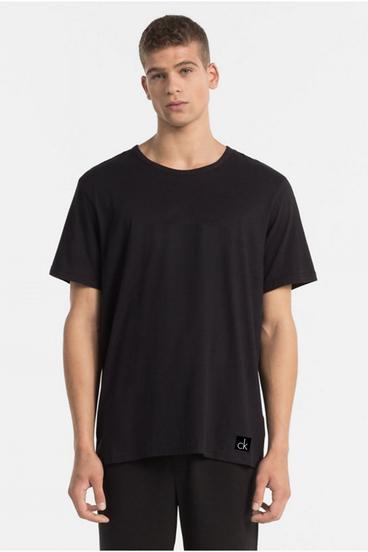 Calvin Klein Pánske Tričko All Black