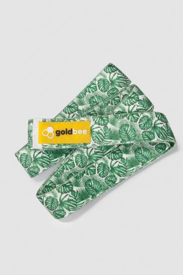 GoldBee Textilná Odporová Guma Dlhá - Jungle