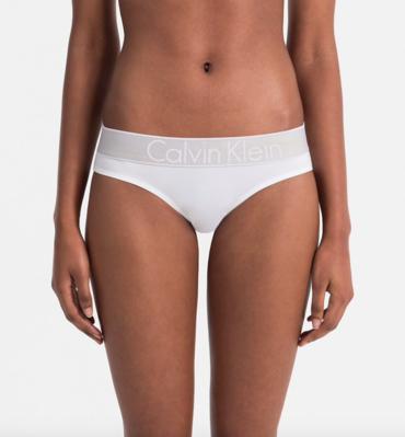 Calvin Klein Nohavičky Lightly Lined White
