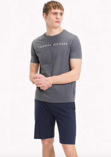 Tommy Hilfiger Short Set Logo