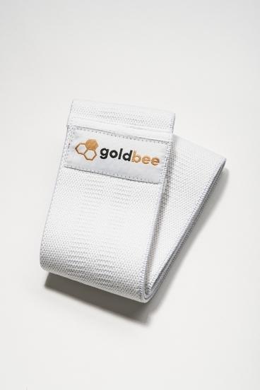 GoldBee Bavlněná Odporová Guma - White