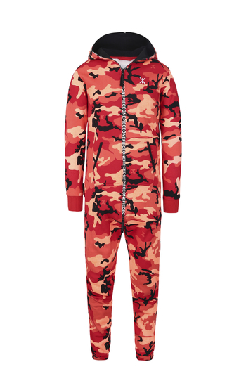 OnePiece Anti-Camo Sunset Red