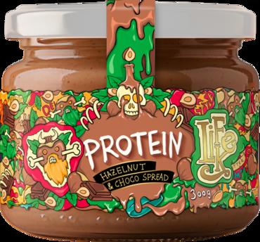 LifeLike Protein Lískoorieškový Krém S Čokoládou - 300g