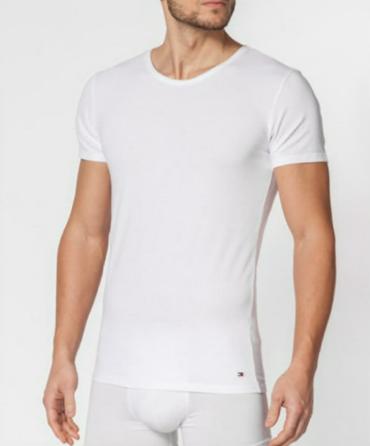 Tommy Hilfiger 3Pack Pánske Tričká Biele