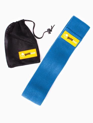GoldBee Textilná Odporová Guma - Modrá