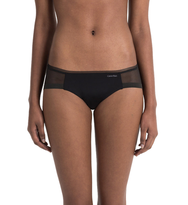Calvin Klein Kalhotky Sculpted - Černé