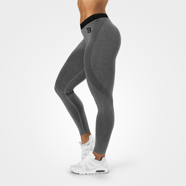 Better Bodies Legíny Astoria Curve Graphite Melange