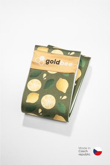 GoldBee Textilní Odporová Guma Citronáda